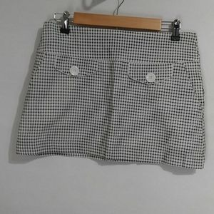 Khaki Krew Mini Skirt